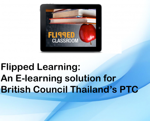 Flipped Learning Proposal