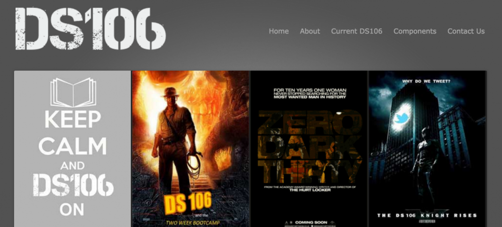 ds106 homepage